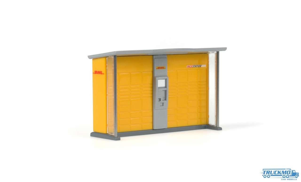 Rietze DHL Packstation eckig 70217