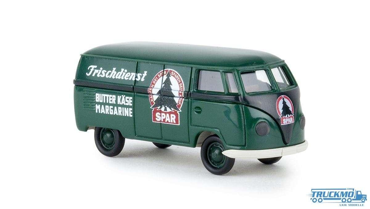 Brekina Spar Frischdienst Volkswagen Kasten T1a 32058