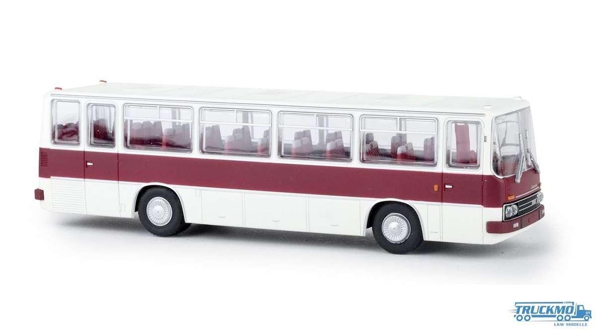 Brekina Ikarus 255 Reisebus weiß purrot 59650