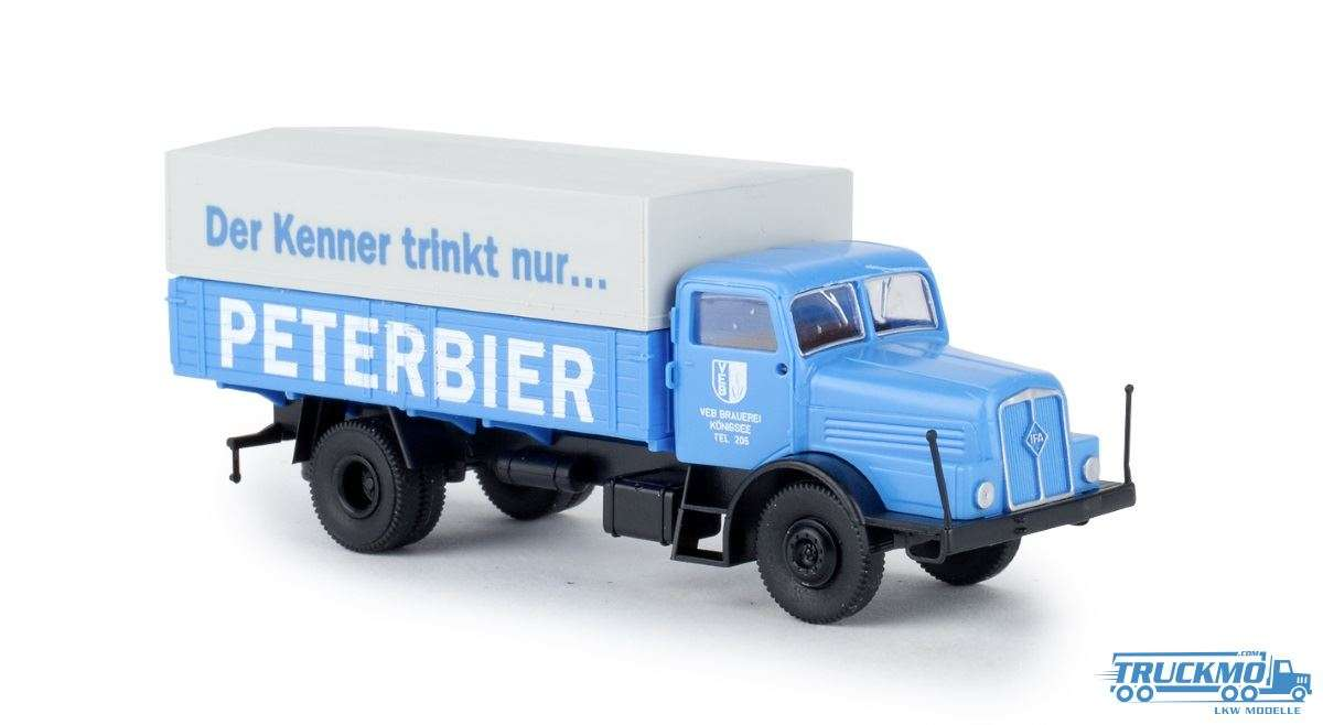 Brekina Peterbier IFA H6 PP 710335