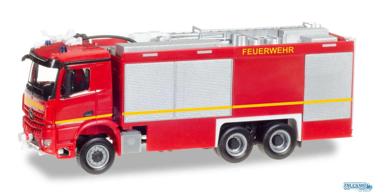 Herpa Feuerwehr Mercedes-Benz Arocs S Empl ULF 093309