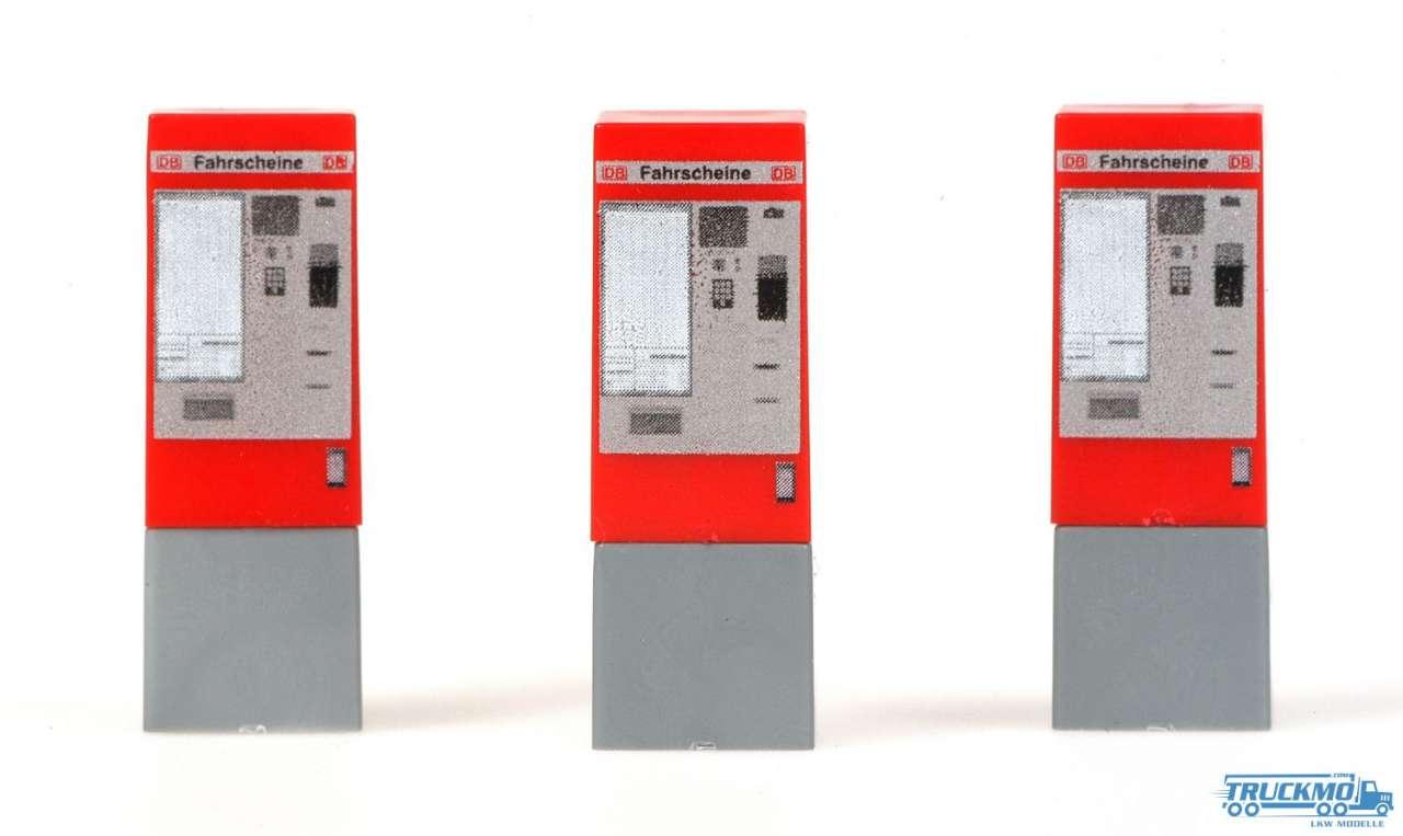 Rietze Fahrkartenautomat DB 70195