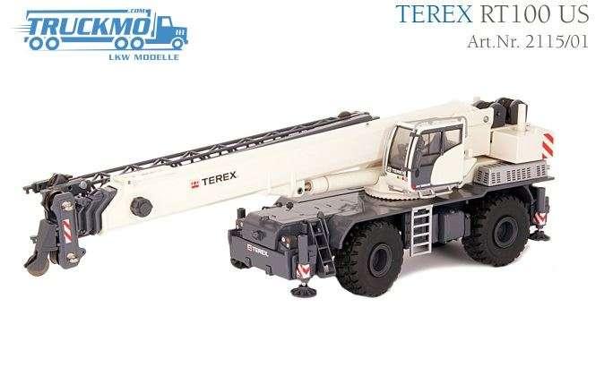 Conrad Terex RT 90 Rough Terrain Kran US 2115/0