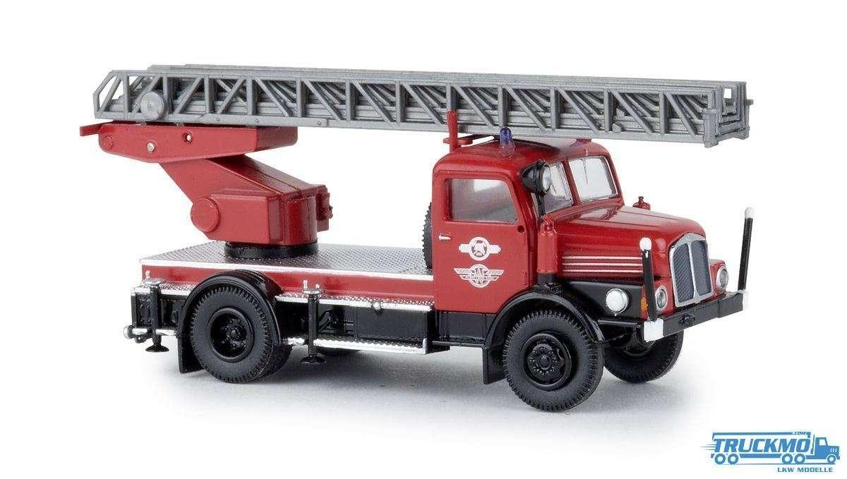 Brekina WFW.E.Grube Werdau IFA S 4000-1 DL 25 71731