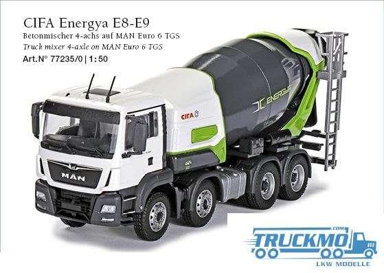 Conrad MAN TGS Euro 6 CIFA Energy E8-E9 Betonmischer 77235/0