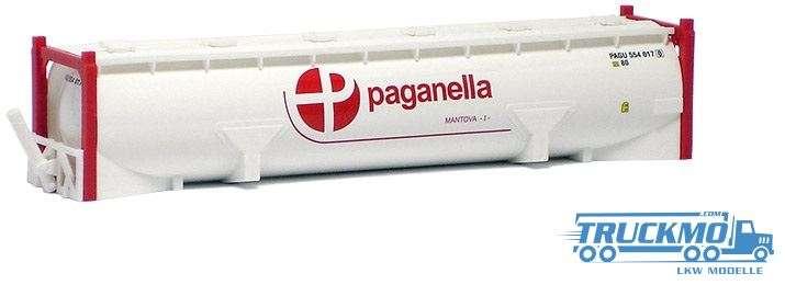 AWM Paganella 40ft. Drucksilocontainer 491290