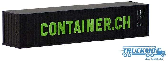 AWM Container.ch 40ft. Container 491468