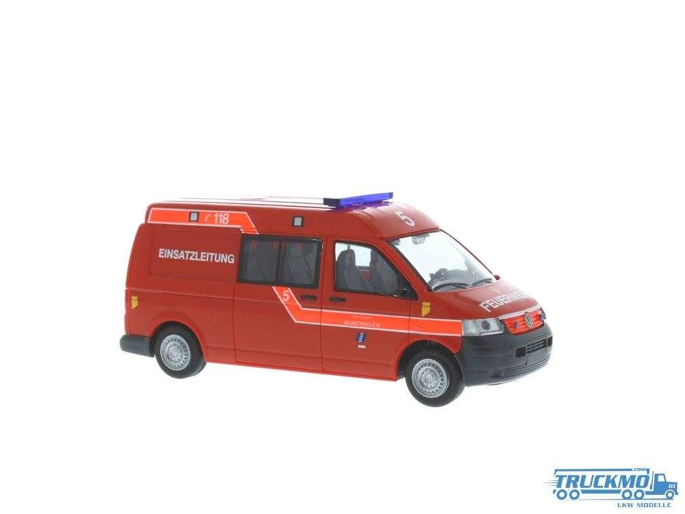 Rietze Feuerwehr Münchwilen Volkswagen T5 LR MD 51888