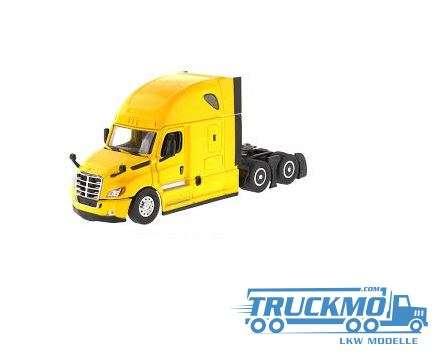 Diecast Masters Freightliner Cascadia Tractor gelb 71031