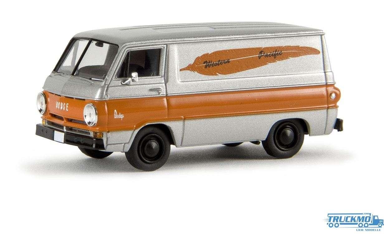 Brekina Western Pacific Dodge A 100 Van 34356