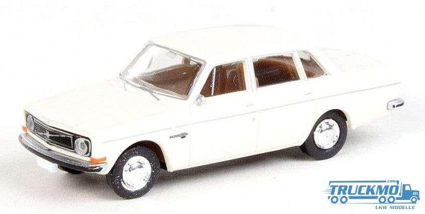 1//87 Brekina Volvo 144 orange 29414