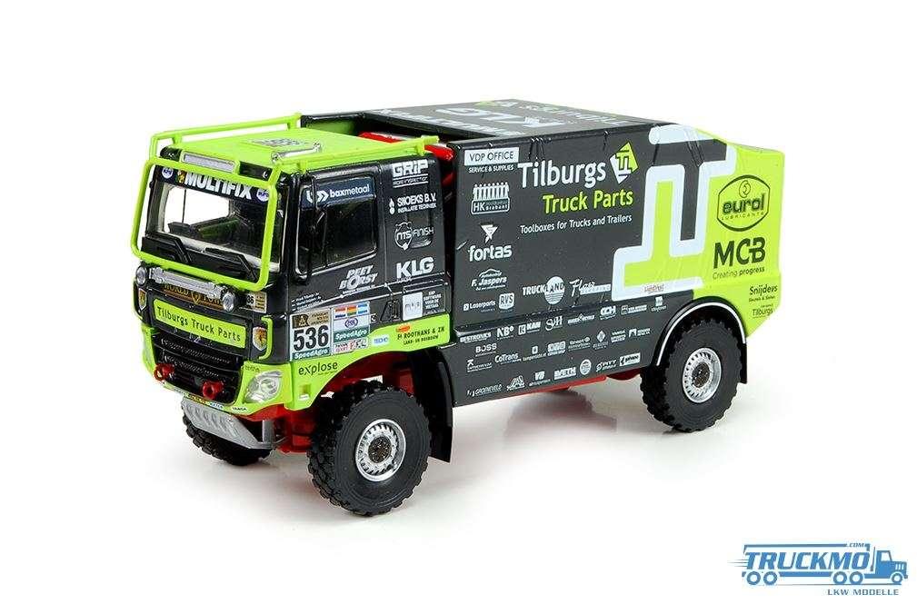 Tekno Team Tilburgs Truck Parts DAF CF Dakar Rally truck 71818