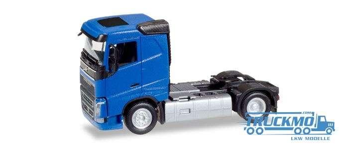 Herpa Volvo FH Zugmaschine blau 308700