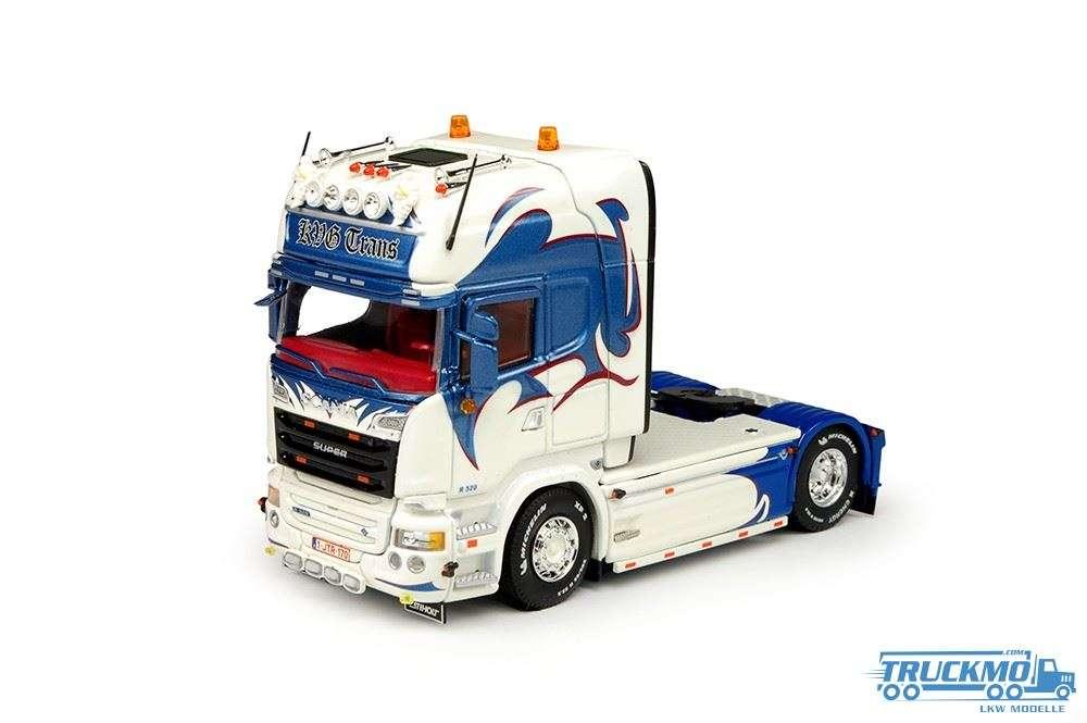 Tekno KVG Trans Scania R-Streamline Topline 69271