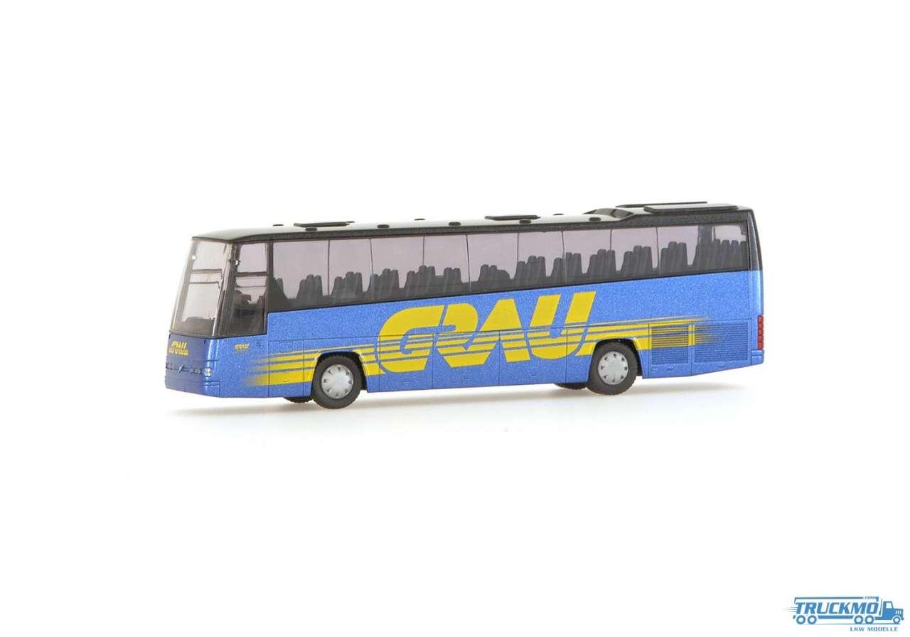 Rietze Grau Bus Reisen Volvo B12-600 61630