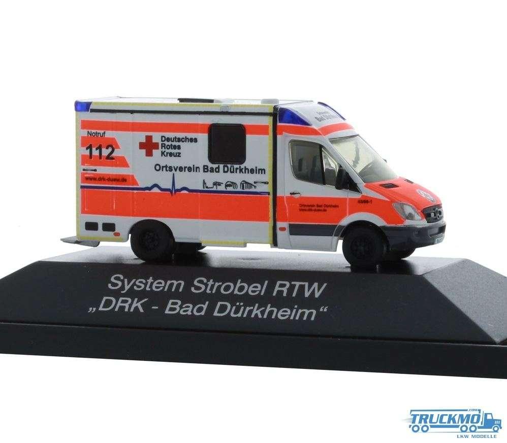 Rietze DRK Bad Dürkheim System Strobel RTW 61716
