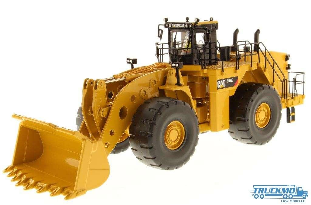 Diecast Masters CAT 993K Wheel Loader 85257