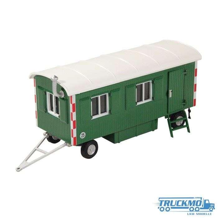 NZG Bauwagen grün 505/30