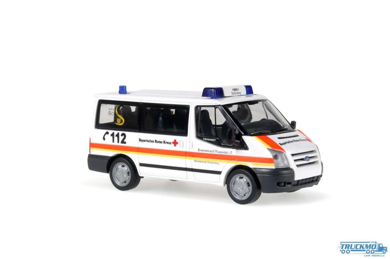Rietze BRK Schirnding Ford Transit 06 52523