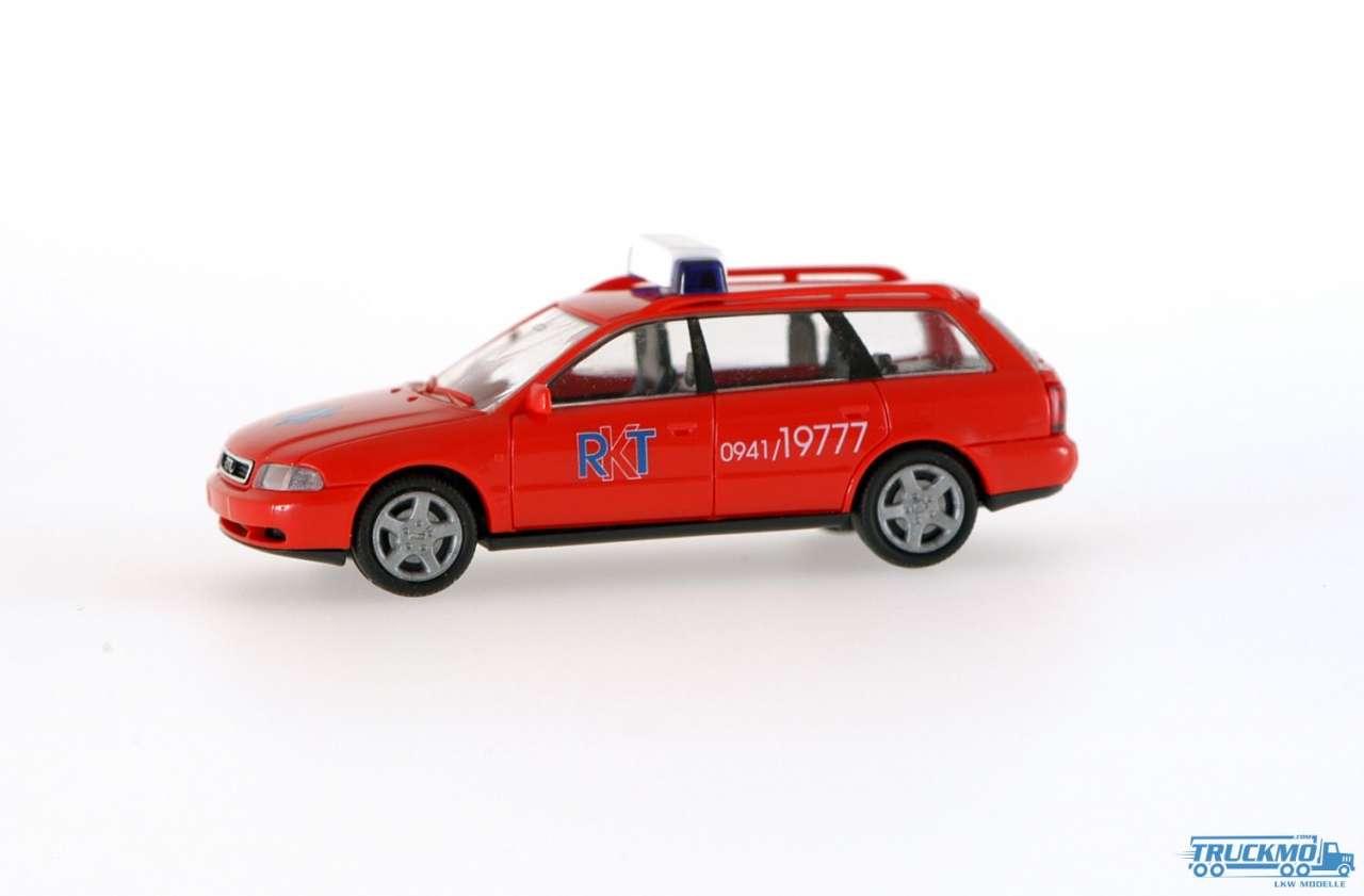 Rietze RKT Regensburg Audi A6 Avant 50678
