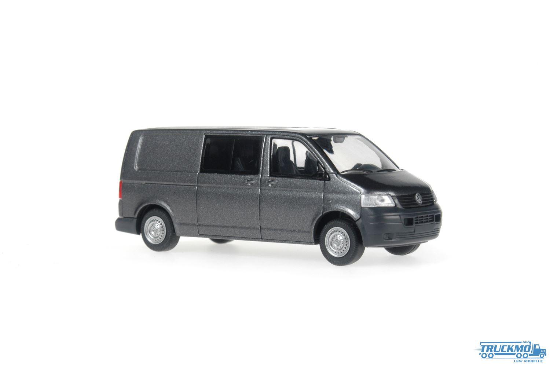 rietze volkswagen vw t5 bus lr fd 21514. Black Bedroom Furniture Sets. Home Design Ideas