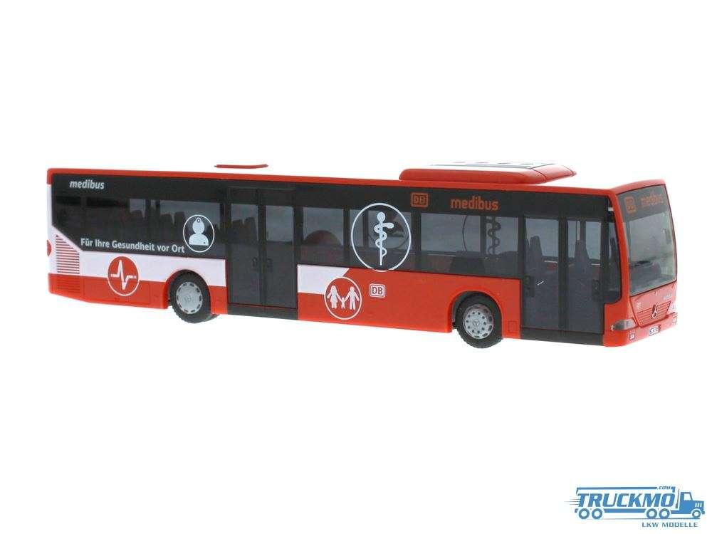 Rietze DB - mobile Praxis Mercedes Benz Citaro E4 66999