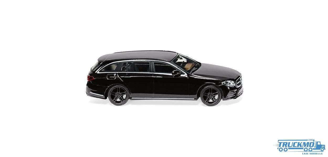 Wiking Mercedes Benz E-Klasse S213 AMG schwarz 022707