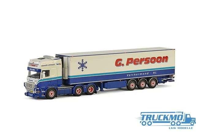 WSI G. Persoon Scania R Streamline Topline Kühlauflieger 01-2218