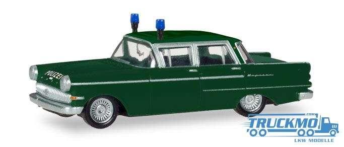 Herpa Polizei Opel Kapitän 093835