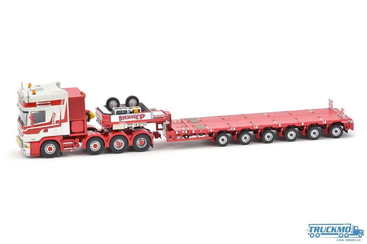 IMC Brame Scania Topline R164 Nooteboom MCO-PX 6-Achs 31-0038