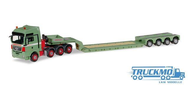 Herpa Timmerhaus LKW-Modell MAN TGX XXL 540 Pendel-X-Sattelzug 305600