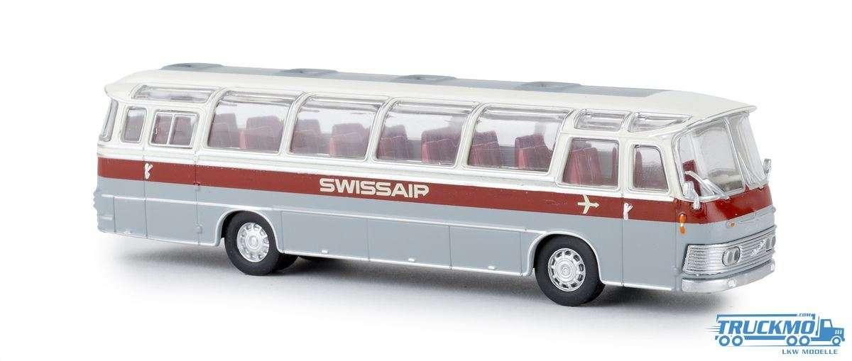 Brekina Swissair Neoplan-Saurer NS 12 58234