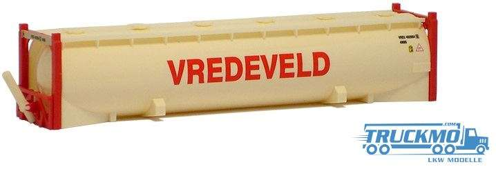 AWM Vredeveld 40ft. Drucksilocontainer 491272