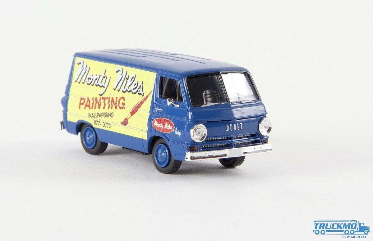 Brekina Painting Dodge A 100 Van 34365