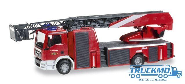 Herpa Feuerwehr Ottendorf-Okrilla MAN TGL Metz L32 A-XS Drehleiter Feuerwehr Ottendorf-Okrilla Model