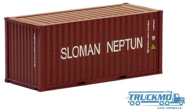 AWM Sloman Neptun 20ft. Container 491363