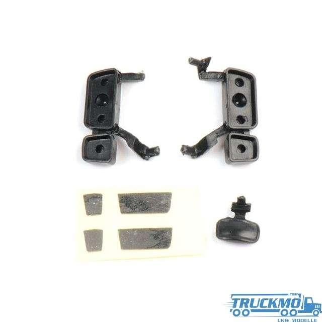 WSI Parts Spiegel für Volvo 10-1192