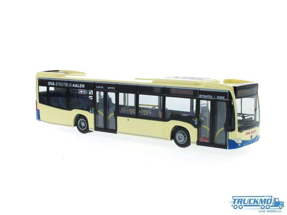Rietze OVA Aalen Mercedes Benz Citaro 12 69477