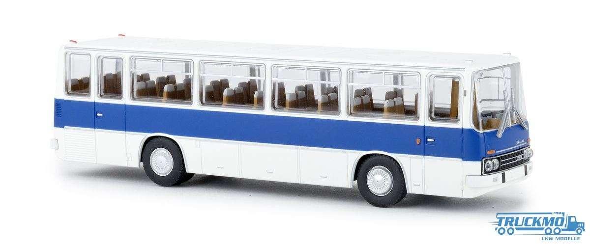 Brekina Ikarus 255 Reisebus weiß enzianblau 59655