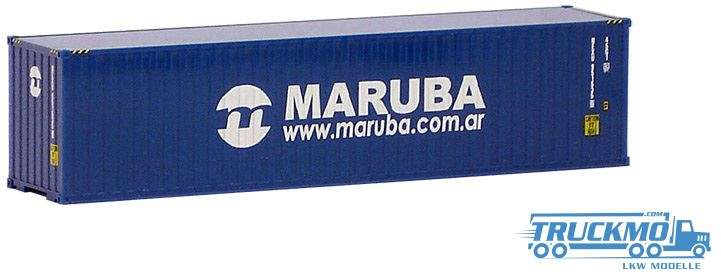 AWM Maruba 40ft. HighCube Container 491683