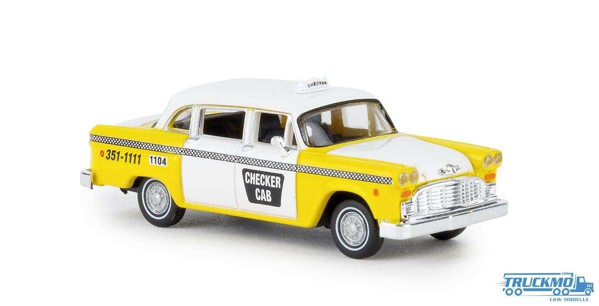 Brekina Atlanta Checker Cab 58924