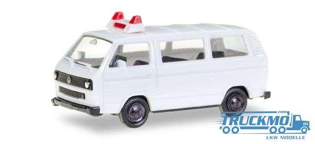 Herpa Minikit VW T3 Bus unbedruckt 012966