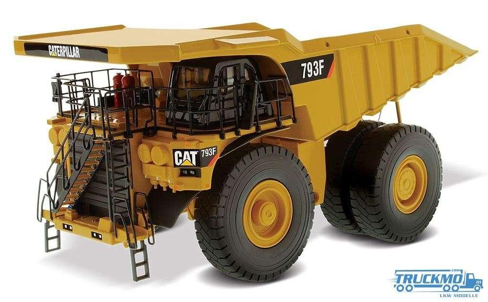 Diecast Masters CAT 793D w/ MSD2 Muldeknipper Dumper 85174