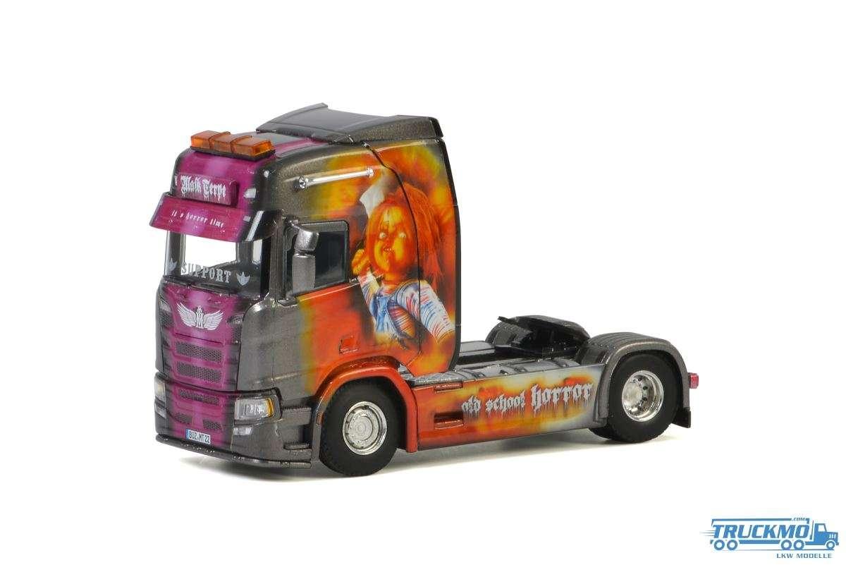 WSI Terpe Maik LKW Modell Scania R Highline CR20H 4x2 01-2762