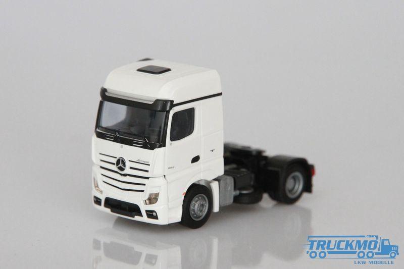AWM LKW Scania 3 SL SZM weiß-grau