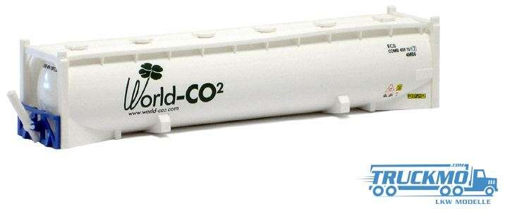 AWM World-CO2 40ft. Drucksilocontainer 491258