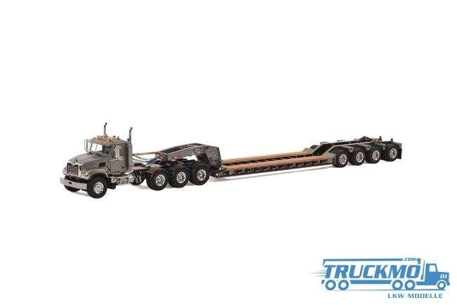 WSI USA Basic Line Mack Granite 8x4 Tieflader 4-Achs 33-2012