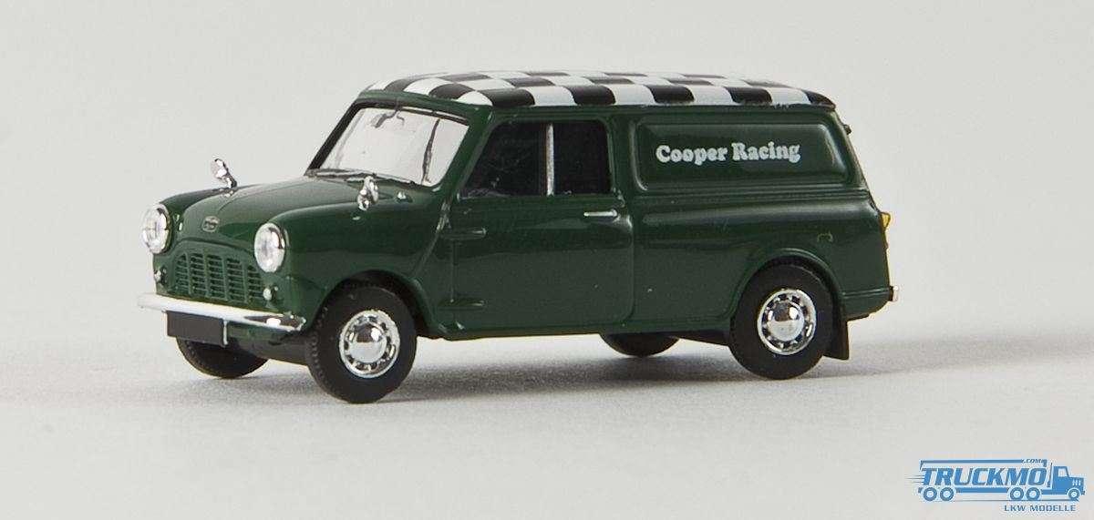Brekina Cooper Racing Austin Mini Van 15354