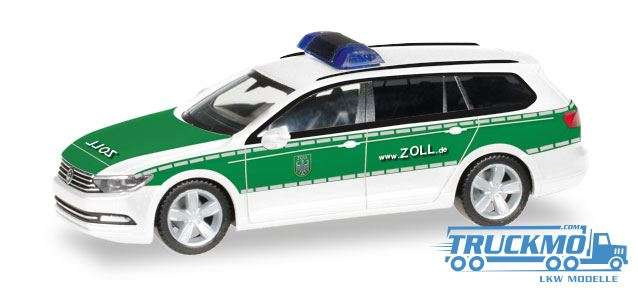Herpa Zoll VW Passat Variant 093224