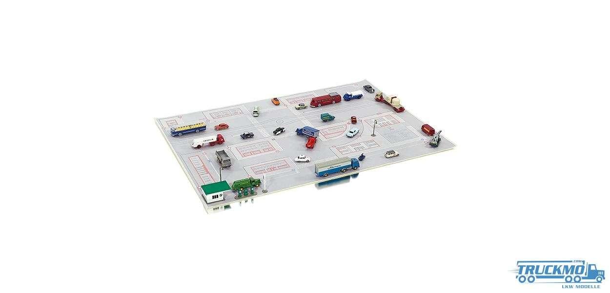 Wiking Straßenplan 110001